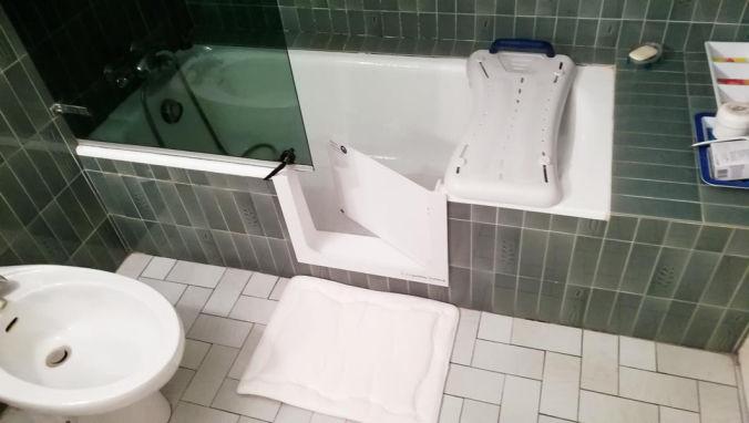 ouverture de baignoire autonomie